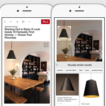 Pinterest's In-Pin Visual Search – What Is It and What Does it Mean for Your Business?