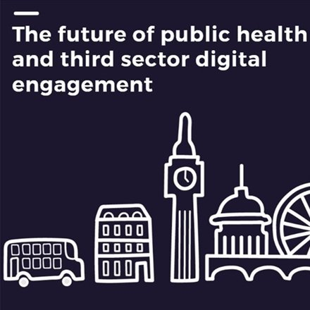 Fresh Egg Event Highlights - The future of public health and third sector digital engagement