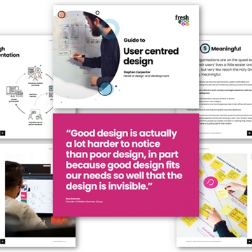 User Centred Design guide