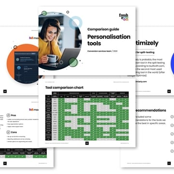 Personalisation tools
