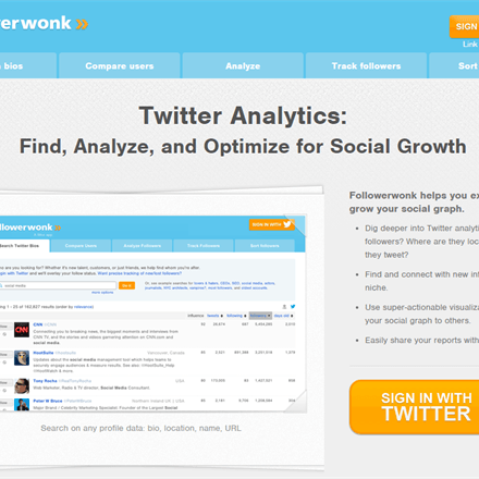 Followerwonk: How it Can Help Grow and Engage Your Twitter Followers