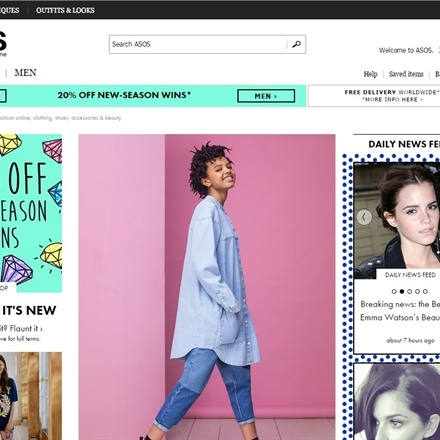 Q&A With the Expert: What ASOS' New Social Sign-in Option Means for Ecommerce