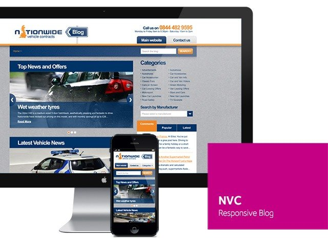 Nationwide Vehicle Contracts - Responsive Blog