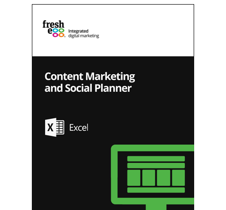 Download our FREE handy content and social planner!