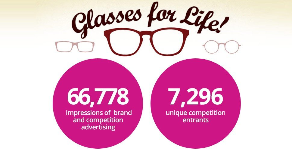 Glasses for Life Campaign