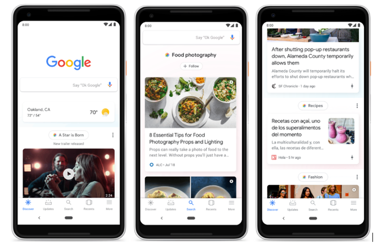 Google's Future of Search Event- Everything You Need To Know