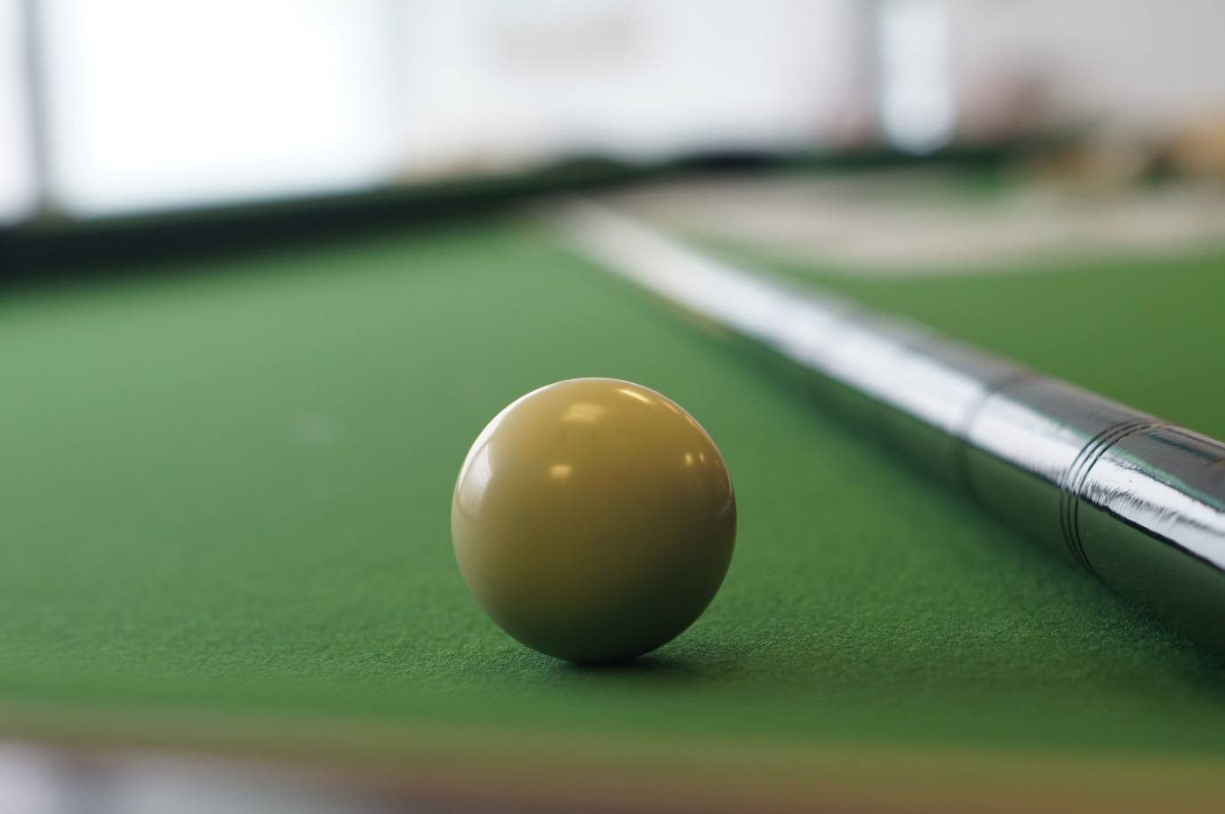 Fresh Egg pool table