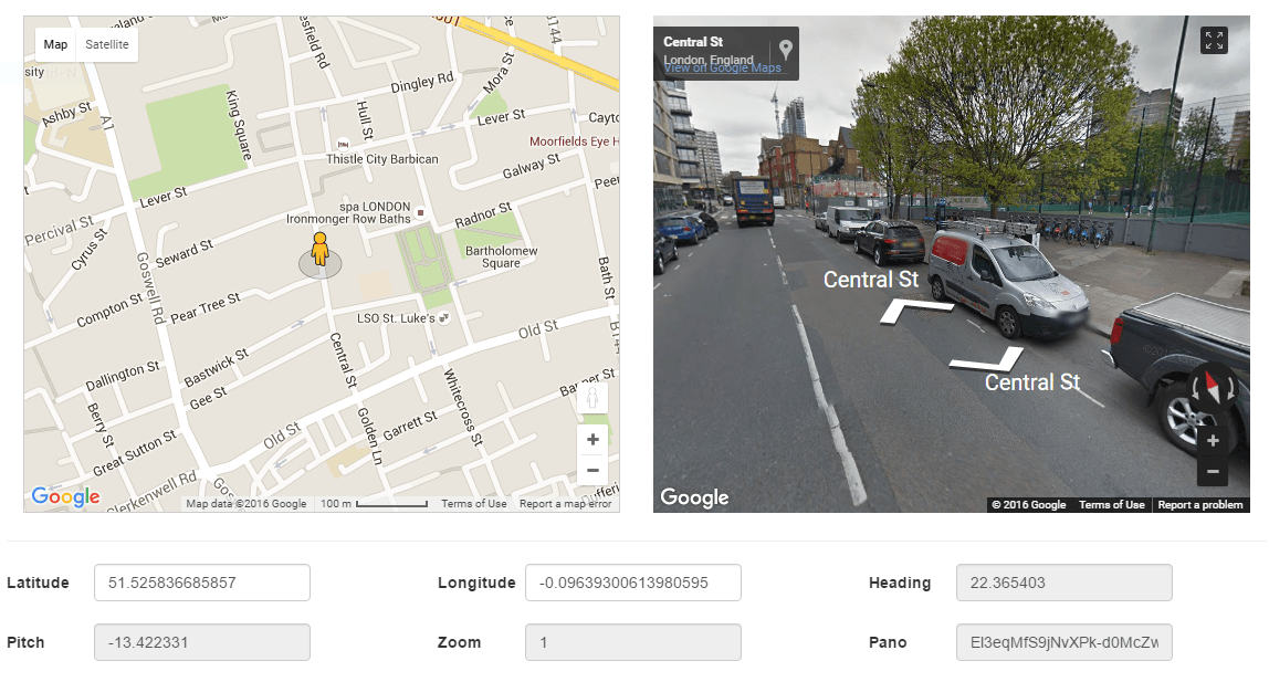 How to Make Using Google Street View on Your Website Easy