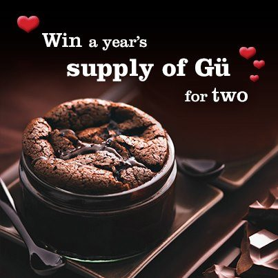 Gu's Valentines day competition
