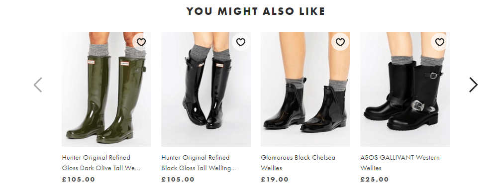 Related products on Asos