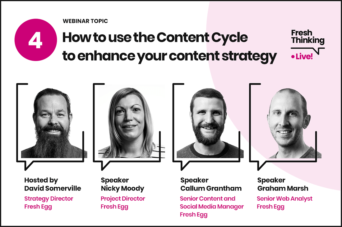 How to use the content cycle to enhanc your-content strategy